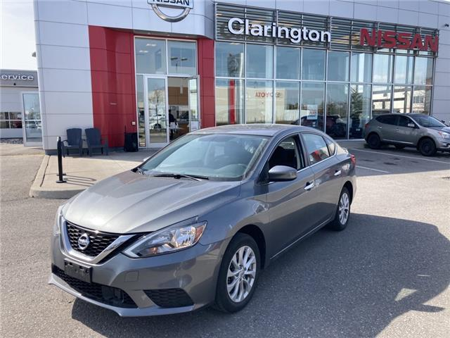 2019 Nissan Sentra 1.8 SV (Stk: MC686702B) in Bowmanville - Image 1 of 11