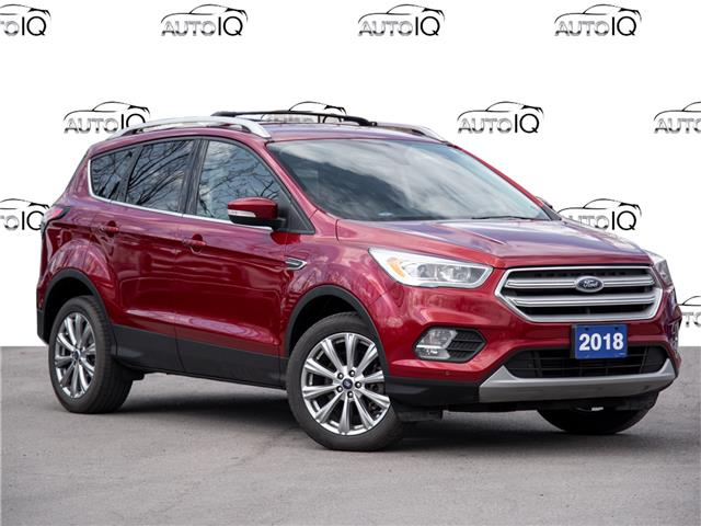 2018 Ford Escape Titanium (Stk: 40-104) in St. Catharines - Image 1 of 23