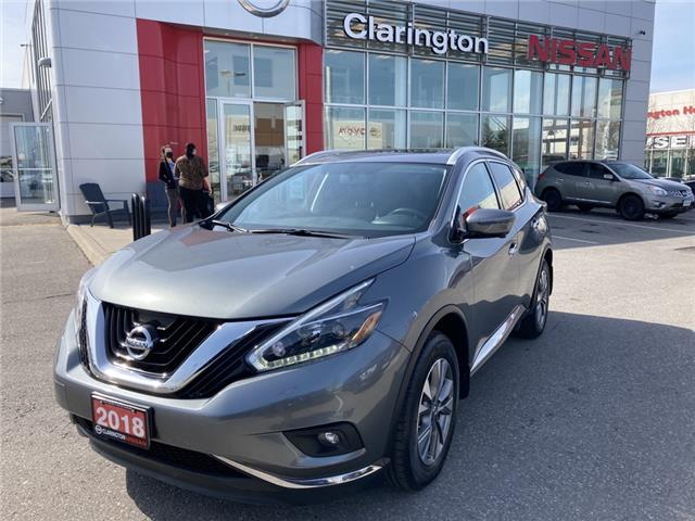 2018 Nissan Murano SL (Stk: JN142121L) in Bowmanville - Image 1 of 13