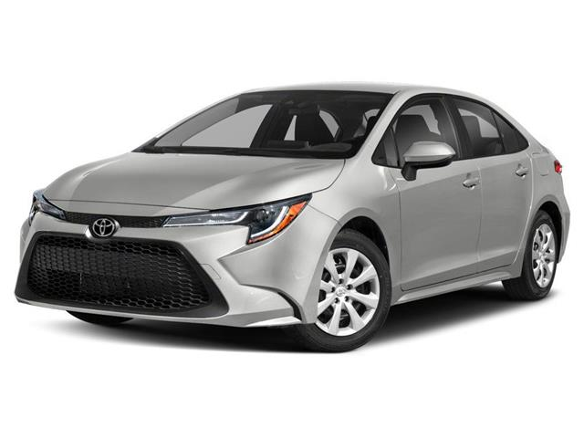 2020 Toyota Corolla LE (Stk: 2008) in Dawson Creek - Image 1 of 9