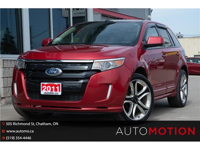 2011 Ford Edge Sport (Stk: 21488) in Chatham - Image 1 of 24