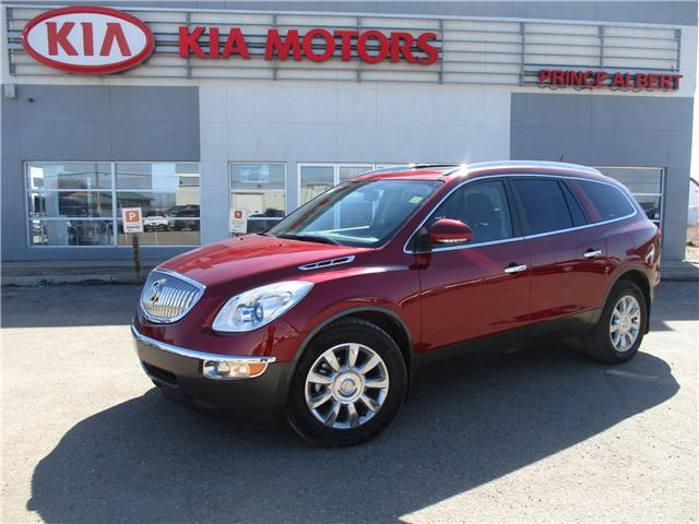 2011 Buick Enclave CXL 5GAKVBED9BJ336973 41070A in Prince Albert