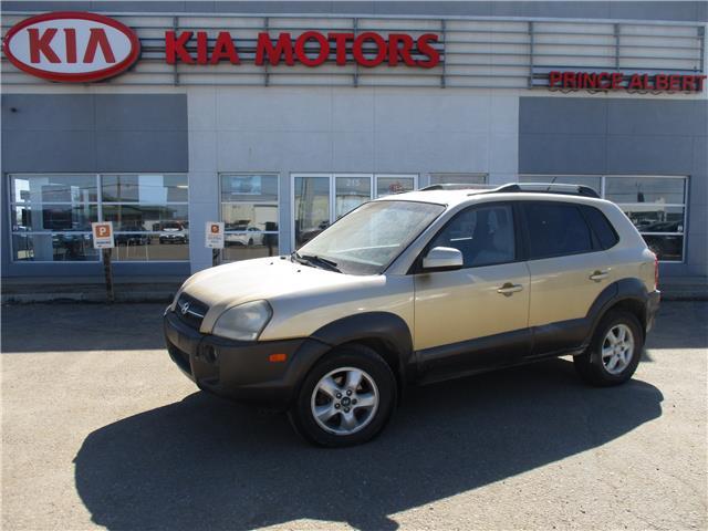 2005 Hyundai Tucson GL (Stk: 41008B) in Prince Albert - Image 1 of 17