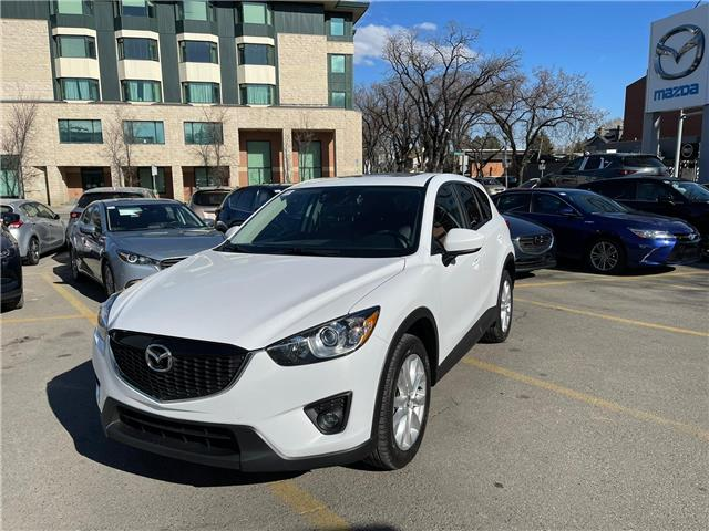 2014 Mazda CX-5 GT (Stk: N3265) in Calgary - Image 1 of 15