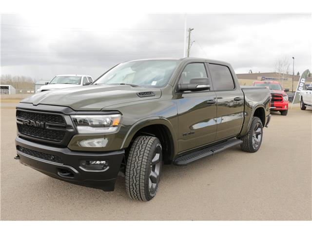 2021 RAM 1500 Big Horn (Stk: MT029) in Rocky Mountain House - Image 1 of 30