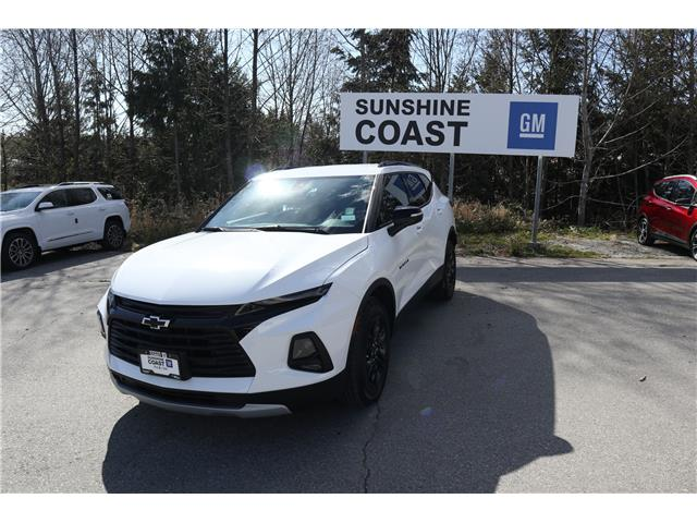 2021 Chevrolet Blazer LT (Stk: TM517097) in Sechelt - Image 1 of 20