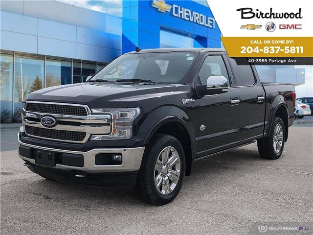 2020 Ford F-150  (Stk: F3WY32) in Winnipeg - Image 1 of 27