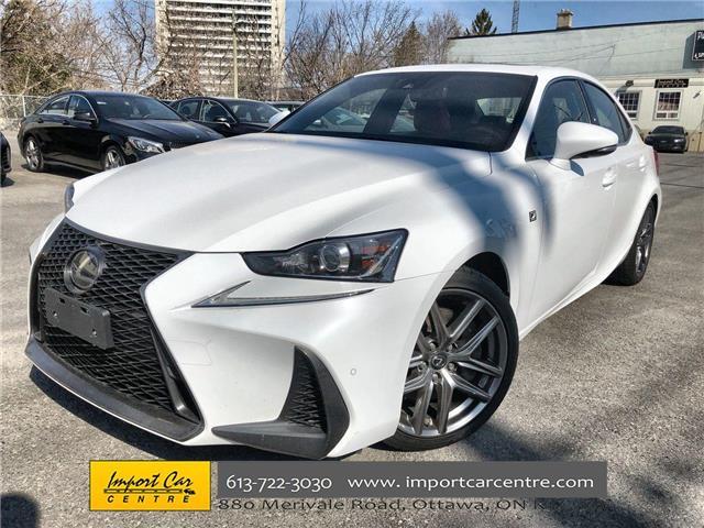 2018 Lexus IS 350 Base (Stk: 014703) in Ottawa - Image 1 of 26