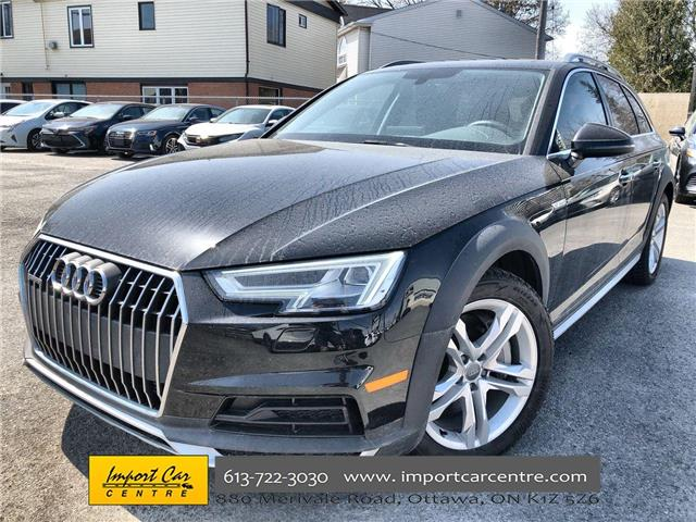 2019 Audi A4 allroad 45 Progressiv (Stk: 045527) in Ottawa - Image 1 of 26