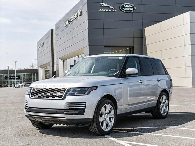 2020 Land Rover Range Rover 5.0L V8 Supercharged P525 HSE (Stk: 20139) in Ottawa - Image 1 of 21
