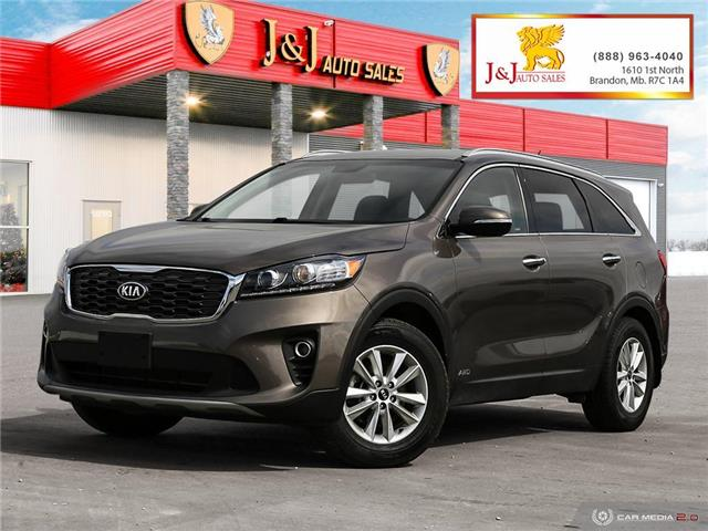 2019 Kia Sorento 2.4L EX (Stk: J21046) in Brandon - Image 1 of 27
