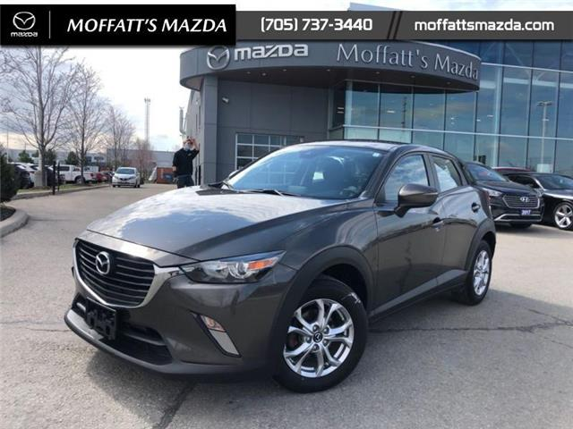 2018 Mazda CX-3 GS (Stk: 28981A) in Barrie - Image 1 of 17