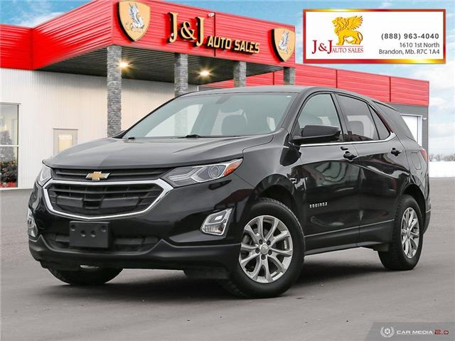 2018 Chevrolet Equinox 1LT (Stk: J2102-1) in Brandon - Image 1 of 27