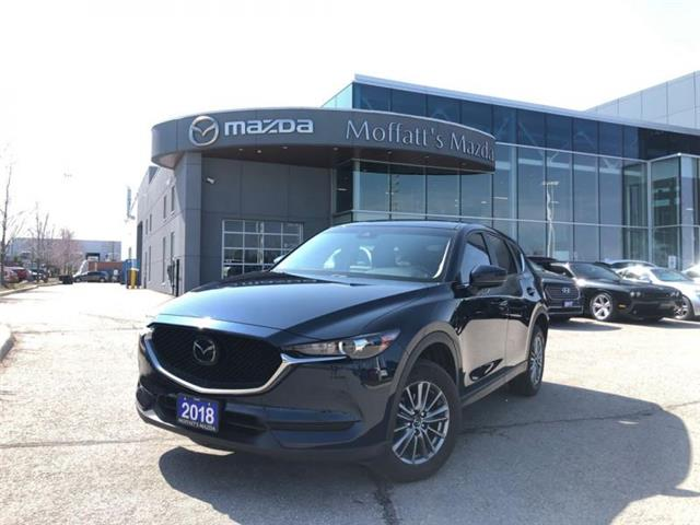 2018 Mazda CX-5 GS (Stk: P9105A) in Barrie - Image 1 of 19