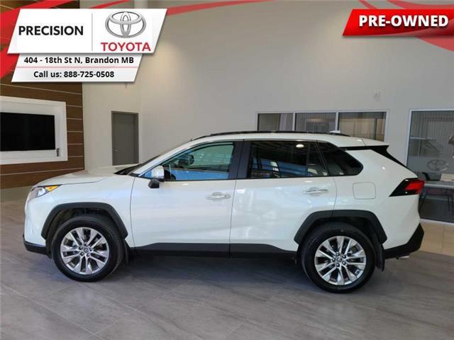 2020 Toyota RAV4 Limited (Stk: 211591) in Brandon - Image 1 of 30