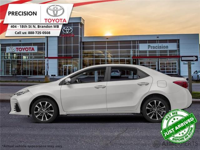 2017 Toyota Corolla SE (Stk: 212201) in Brandon - Image 1 of 1