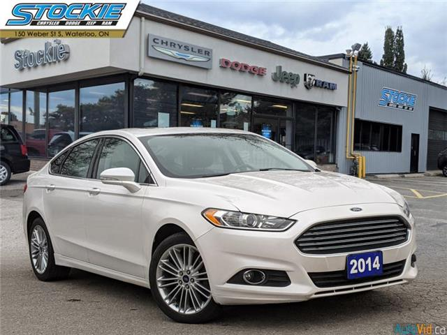 2014 Ford Fusion SE (Stk: 36228) in Waterloo - Image 1 of 27