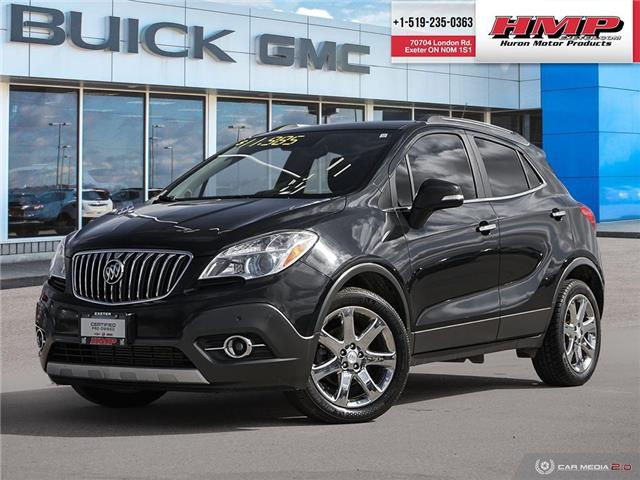 2014 Buick Encore Premium (Stk: 67005) in Exeter - Image 1 of 27