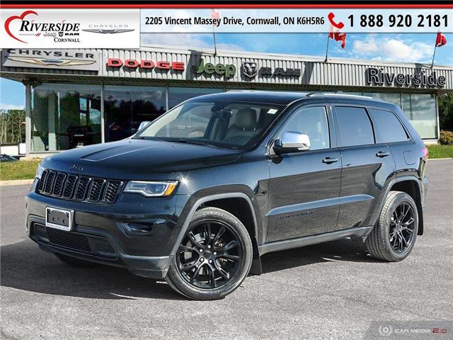 2017 Jeep Grand Cherokee Limited (Stk: W03014) in Cornwall - Image 1 of 27