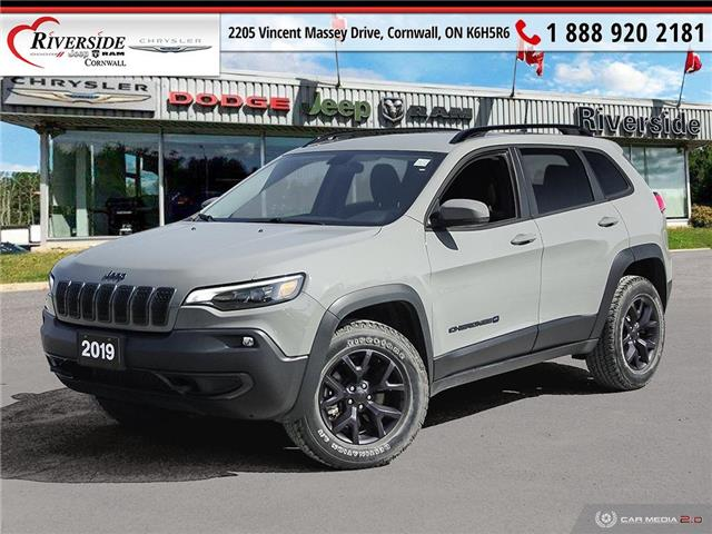 2019 Jeep Cherokee Sport (Stk: N21050A) in Cornwall - Image 1 of 27
