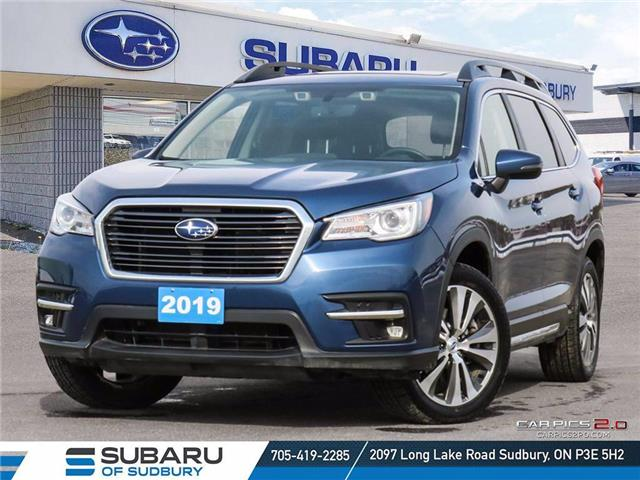 2019 Subaru Ascent Limited (Stk: US1216) in Sudbury - Image 1 of 34