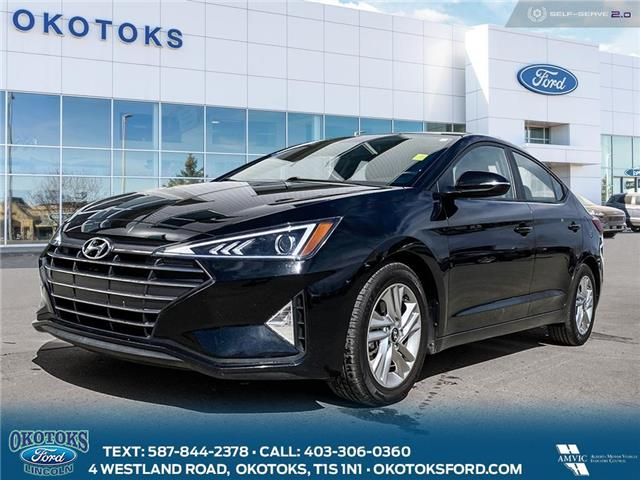 2019 Hyundai Elantra Preferred (Stk: B84108) in Okotoks - Image 1 of 26