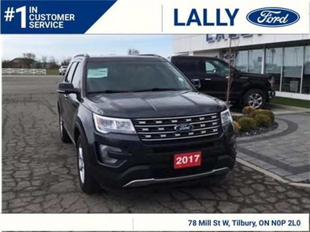 2017 Ford Explorer XLT (Stk: 27342A) in Tilbury - Image 1 of 1