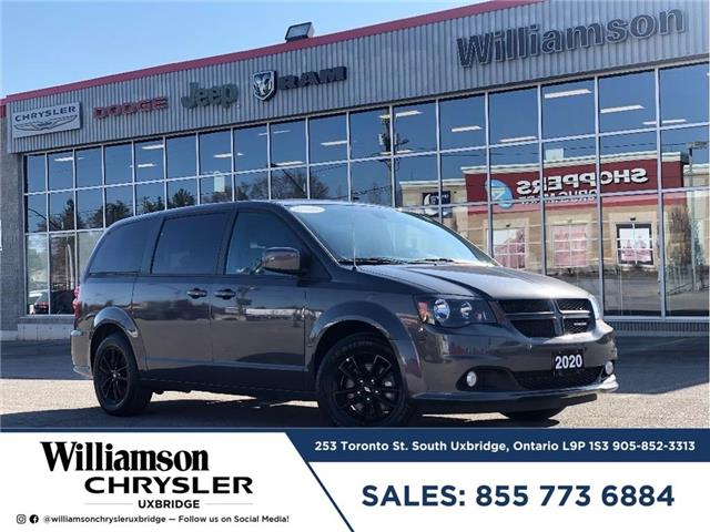 2020 Dodge Grand Caravan GT (Stk: W6651) in Uxbridge - Image 1 of 22