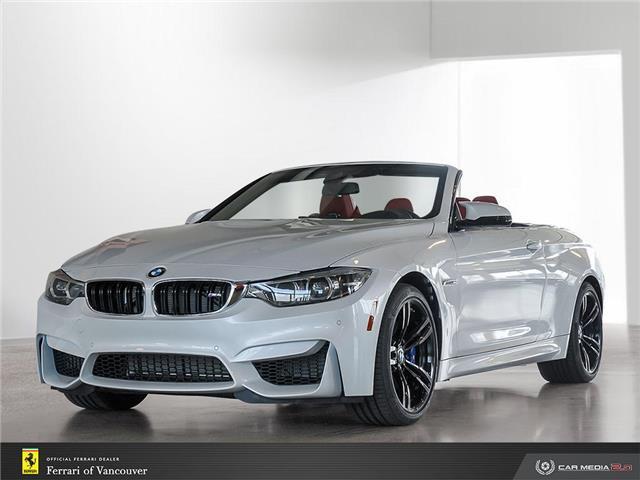 2020 BMW M4 Base (Stk: U0563) in Vancouver - Image 1 of 10