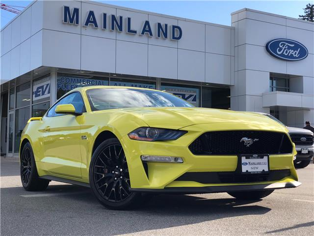 2021 Ford Mustang GT (Stk: 21MU4129) in Vancouver - Image 1 of 30