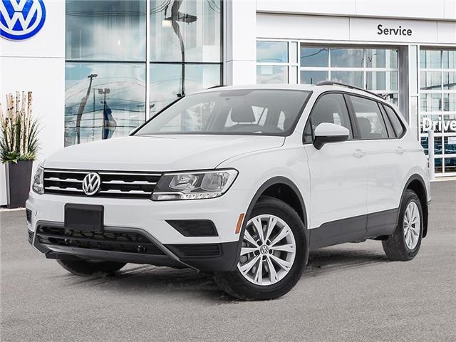 2021 Volkswagen Tiguan Trendline (Stk: TI21052) in Sault Ste. Marie - Image 1 of 23