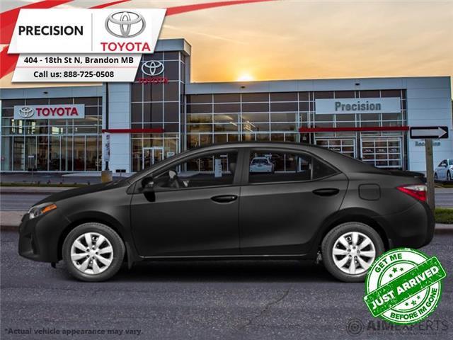 2014 Toyota Corolla S (Stk: 211822) in Brandon - Image 1 of 1