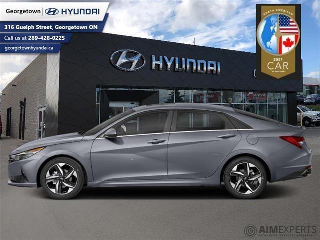 2021 Hyundai Elantra Ultimate (Stk: 1204) in Georgetown - Image 1 of 1