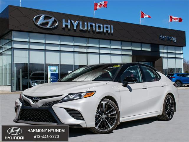 2020 Toyota Camry XSE (Stk: p848a) in Rockland - Image 1 of 29