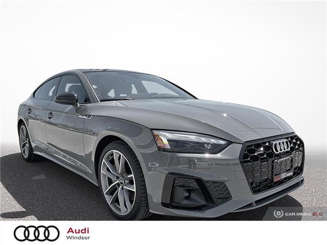 2021 Audi A5 2.0T Technik (Stk: 21136) in Windsor - Image 1 of 30