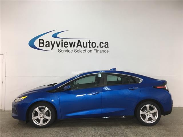 2017 Chevrolet Volt LT (Stk: 37732W) in Belleville - Image 1 of 30