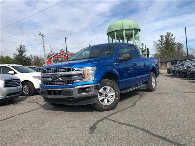 2020 Ford F-150 XLT (Stk: 6339) in Stittsville - Image 1 of 9