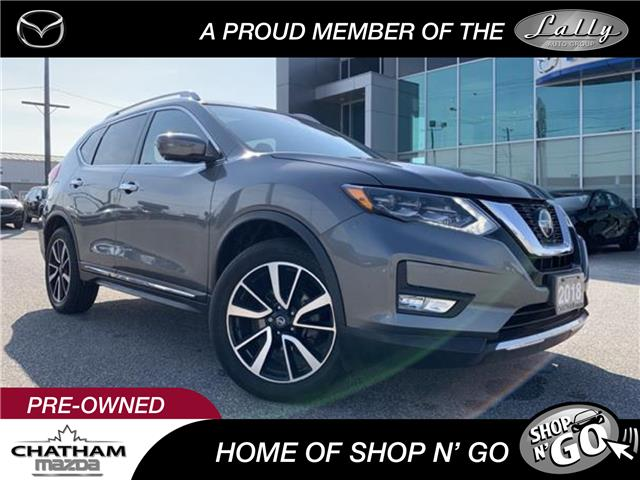 2018 Nissan Rogue SL (Stk: UM2599) in Chatham - Image 1 of 27