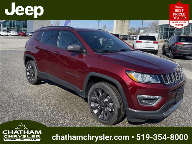 2021 Jeep Compass North (Stk: N05001) in Chatham - Image 1 of 18