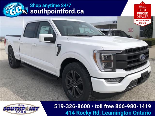 2021 Ford F-150 Lariat (Stk: FF27453) in Leamington - Image 1 of 25