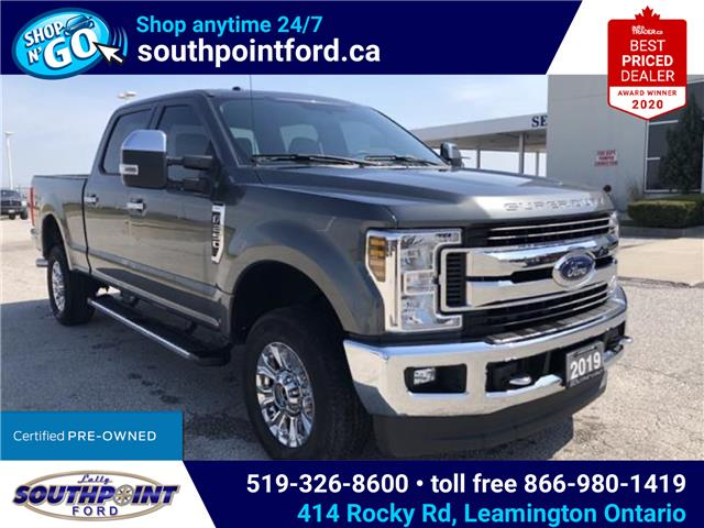 2019 Ford F-250 XLT (Stk: S6920A) in Leamington - Image 1 of 26