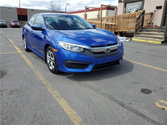2017 Honda Civic LX (Stk: A21063) in Ottawa - Image 1 of 22