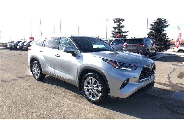 2021 Toyota Highlander Limited (Stk: 210526) in Calgary - Image 1 of 22