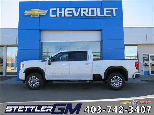 2021 GMC Sierra 2500HD Denali (Stk: 21110) in STETTLER - Image 1 of 25