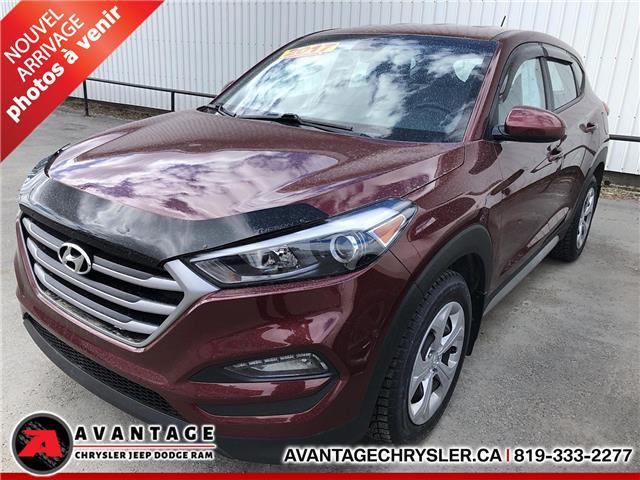 2017 Hyundai Tucson  (Stk: 40168A) in La Sarre - Image 1 of 1