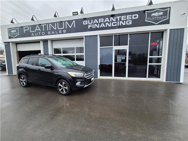 2017 Ford Escape SE (Stk: A17468) in Kingston - Image 1 of 12