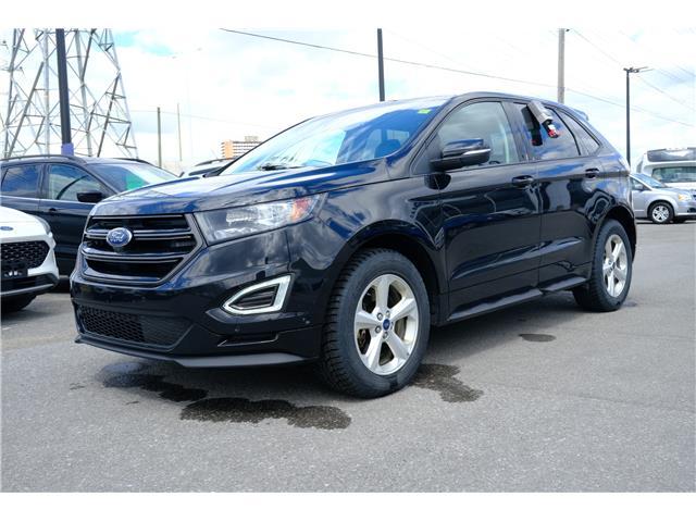 2018 Ford Edge Sport (Stk: 2101541) in Ottawa - Image 1 of 18