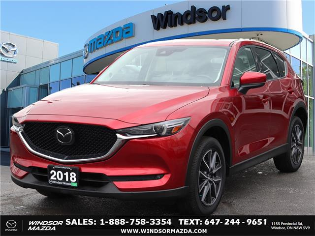 2018 Mazda CX-5 GT (Stk: PR57861) in Windsor - Image 1 of 25