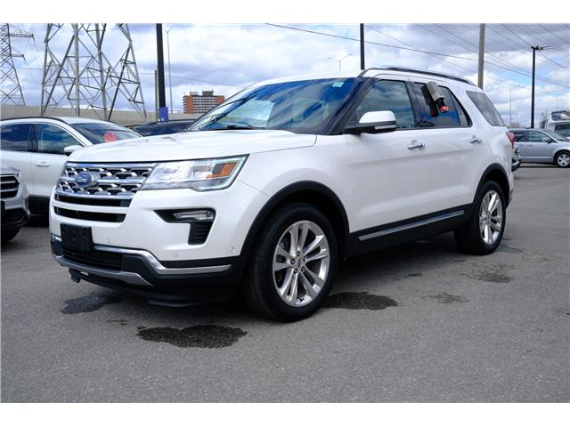 2019 Ford Explorer Limited (Stk: 960300) in Ottawa - Image 1 of 20