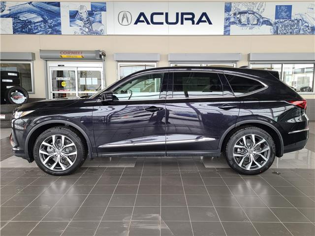2022 Acura MDX Platinum Elite (Stk: 70021) in Saskatoon - Image 1 of 21